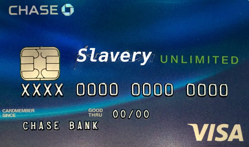 Slavery-debt