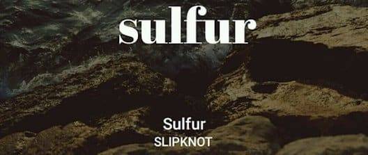 slipknot-sulfur-metal-motivation