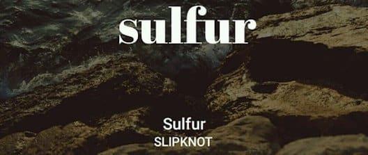 slipknot-sulfur-metal-motivation
